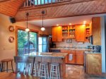 Ocoee River Area cabin rentals- Kitchen
